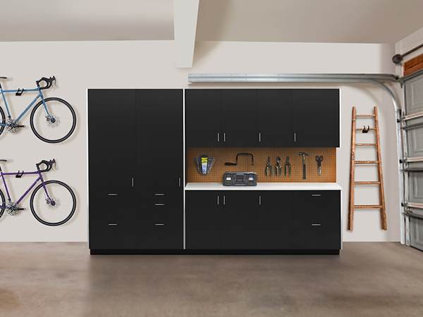 Garage KlËarvŪe Cabinetry, Cabinets In Garage