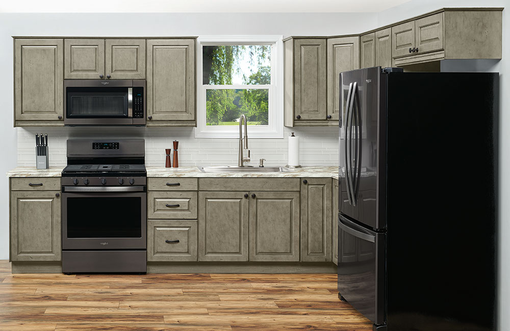 Kitchen Klearvue Cabinetry